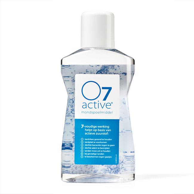 o7 active mondspoelmiddel poetsen orthodontiepraktijk leidsche rijn vleuten